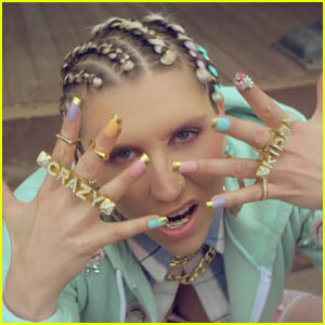 Ke$ha & will.i.am: 'Crazy Kids' Music Video - Watch Now!
