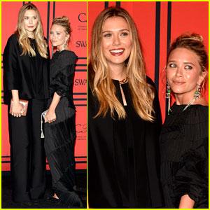 Elizabeth & Mary-Kate Olsen - CFDA Fashion Awards 2013