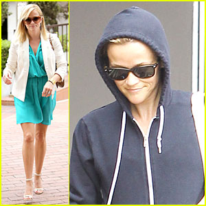 Reese Witherspoon: Retail Therapy After Wardrobe Malfunction