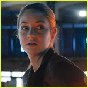 Shailene Woodley: 'Divergent' Teaser - Watch Now!