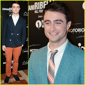 Daniel Radcliffe: 'Kill Your Darlings' Venice After Party!