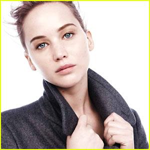 Jennifer Lawrence: Miss Dior Autumn/Winter 2013 Images!