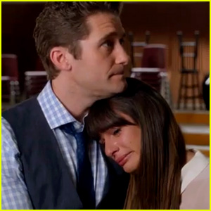 Lea Michele Sings for Cory Monteith in 'Glee' Farewell Promo