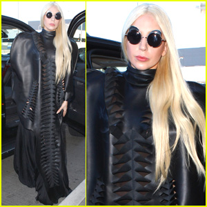 Lady Gaga Flies to Tokyo After American Music Awards