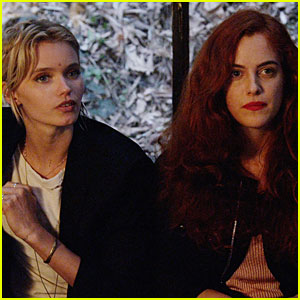 Riley Keough & Abbey Lee Kershaw: 'More Than a Model' Episode - Watch Now!