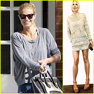 Gwyneth Paltrow: Medical Building Visit After Golden Globes!