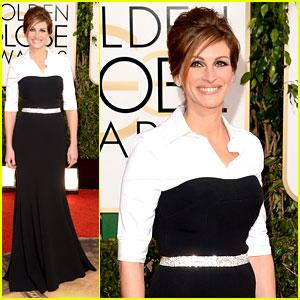 Julia Roberts - Golden Globes 2014 Red Carpet