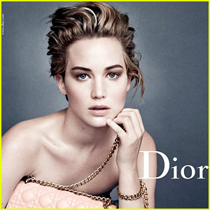 Jennifer Lawrence Stuns in New 'Dior' Campaign Images!
