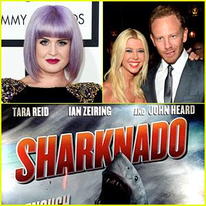 Kelly Osbourne & More Join Cast of Syfy's 'Sharknado 2'