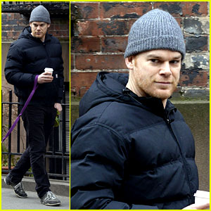 Michael C. Hall Will Be Back on Broadway in Two Weeks!