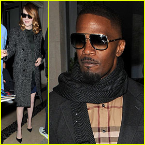 Emma Stone Mimics British Celebs in Funny Interview! (Video)