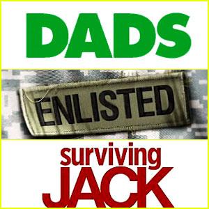 Fox Cancels 'Dads,' 'Enlisted,' 'Surviving Jack,' & 'Rake'