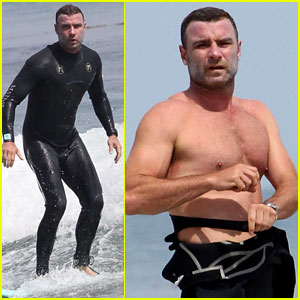 Liev Schreiber's Legs Got Complimented by Director Ang Lee!