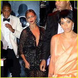 Beyonce References Elevator Scandal in 'Flawless Remix' Lyrics!