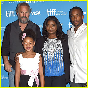 Octavia Spencer's 'Black & White' Co-Star Anthony Mackie Believes Racism Is Taught to Kids