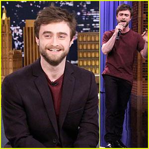 Daniel Radcliffe Raps Blackalicious' 'Alphabet Aerobics' & It's Impressive - Watch Now!