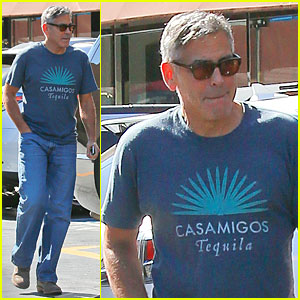 George Clooney Brings More Awareness to Casamigos Tequila After Expanding the Brand