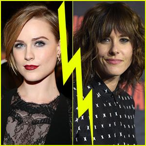 Evan Rachel Wood & Girlfriend Katherine Moennig Split (Report)