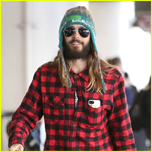 Jared Leto Says His Work is Never a Job, It's His Life