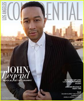 John Legend Admits He Didn't Fall In Love With Wife Chrissy Teigen Right Away