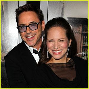 Robert Downey Jr. & Wife Susan Welcome a Baby Girl!