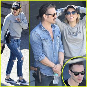 Rachel McAdams, Colin Farrell, & Taylor Kitsch Form One 'True Detective' Team