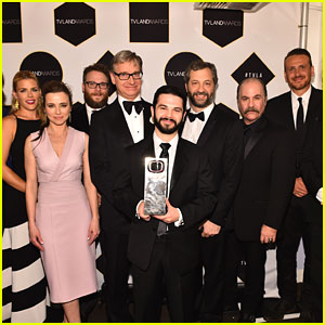 The 'Freaks & Geeks' Cast Reunited at the TV Land Awards 2015