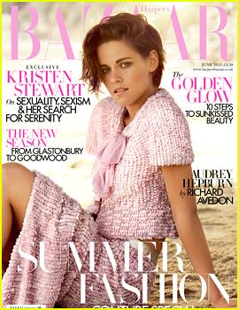 Kristen Stewart: 'Hollywood is Disgustingly Sexist'