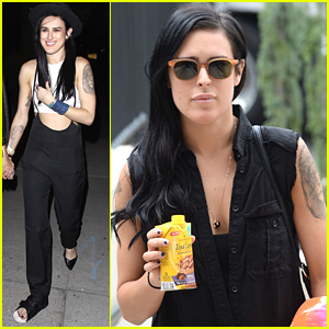 Rumer Willis Has Stress Fractures in Foot, Can't Continue 'DWTS' Tour