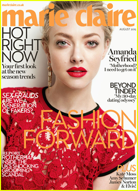 Amanda Seyfried Wants to Have a Child Badly