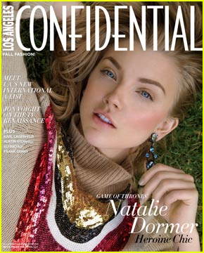 Natalie Dormer Opens Up About Controversial 'Game of Thrones' Scene With 'Los Angeles Confidential' Mag