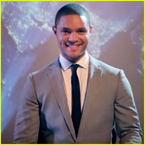 Trevor Noah's First 'Daily Show' Promo - Watch Now!