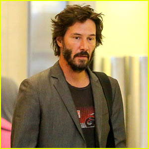 Keanu Reeves Steps Out on His 51st Birthday