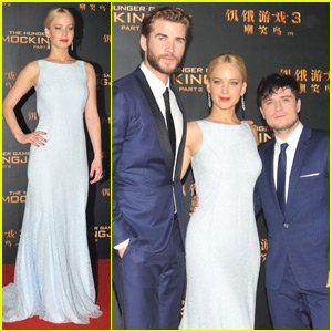 Jennifer Lawrence Doesn't Plan on Getting Married, But Wants to Be a Mother