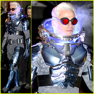 Nathan Darrow as Mr. Freeze on 'Gotham' - First Look Photos!