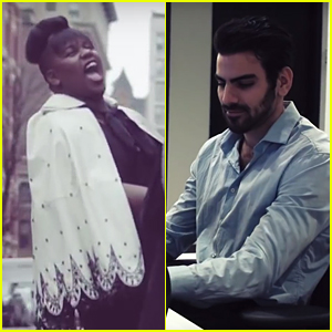 Alex Newell Is Over Nyle DiMarco in 'Basically Over You' Video - Watch Now!