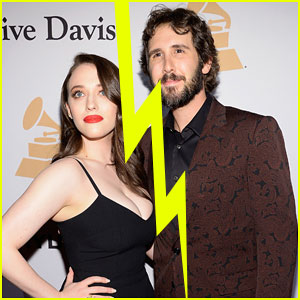 Josh Groban & Kat Dennings Split After Almost 2 Years of Dating - Report