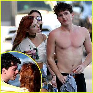 Bella Thorne & Charlie Puth Spotted Kissing, Holding Hands in Miami!