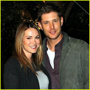 Jensen Ackles & Wife Danneel Debut Baby Twins Arrow & Zeppelin!
