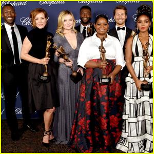 Octavia Spencer & 'Hidden Figures' Cast Win Big at Palm Springs Film Festival 2017