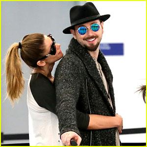 Ashley Greene & Fiance Paul Khoury Travel to Cancun for Her Birthday!