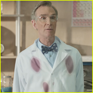 Persil ProClean Super Bowl Commercial 2017 - Bill Nye Finds New Dimensions of Clean