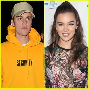 Hailee Steinfeld Not Dating Justin Bieber Despite Reports