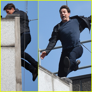 Tom Cruise Possibly Injured in 'Mission: Impossible 6' Stunt
