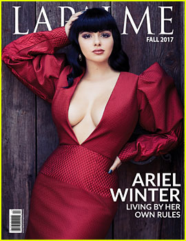 Ariel Winter Opens Up About Getting Negative Press for Her Fashion Choices