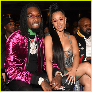 Cardi B & Migos' Offset Are Engaged - See Her Ring!