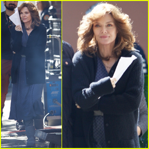Michelle Pfeiffer Spotted on 'Ant-Man & the Wasp' Set For First Time!