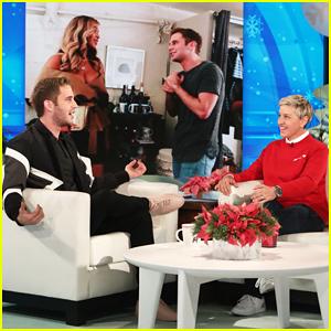 Ben Platt Talks Meeting Beyonce & Making Solo Album on 'Ellen'!