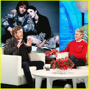 Mark Hamill Shares Memories of Carrie Fisher on 'Ellen': 'We Were More Like Siblings Than I Thought'