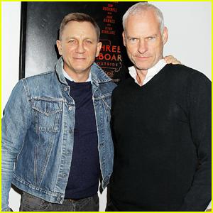 Daniel Craig Hosts Special NYC Screening of 'Three Billboards Outside Ebbing, Missouri'!
